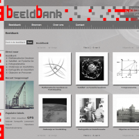 Webontwerp voor Beeldbank-dhc