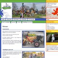 Webontwerp voor Speeltuinvereniging de Kievit