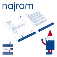 Huisstijl Najram