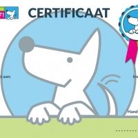 Certificaat Hondenservice Braaf!