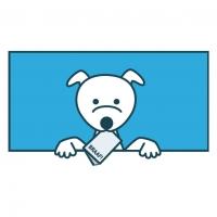 Illustratie puppycursus Hondenservice Braaf!