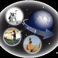 Illustratie voor de website van Stichting de Hollandse Cirkel