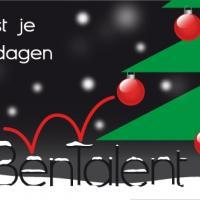 Facebook banner tijdens de feestdagen