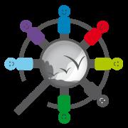 Logo voor de werkgroep historisch Vledderveen