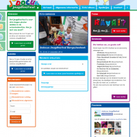 Website Jodocus Jeugdfestival