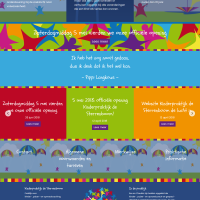 Website voor Kinderpraktijk de Sterrenboom
